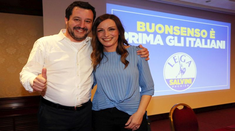 Lucia Borgonzoni e Matteo Salvini, per loro prima gli italiano o forse solo gli italiani