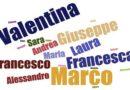 Nomi e cognomi più usati a Bologna