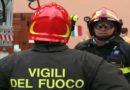 vigili del fuoco fuga di gas via lorenzetti borgo panigale a Bologna
