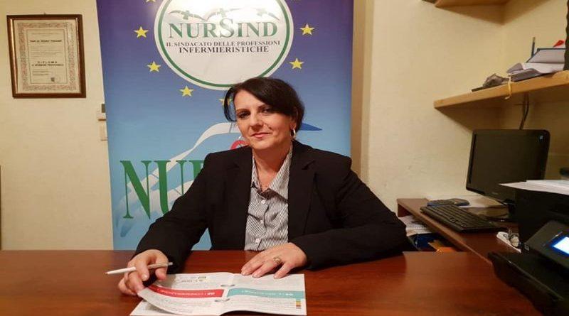 Antonella Rodigliano del sindacato delle professioni infermiersitiche denuncia troppi pochi infermieri a Bologna
