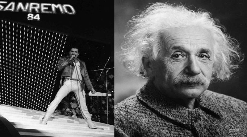 Freddy Mercury e Albert Einstein migranti di successo