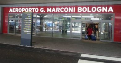 Aeroporto marconi di Bologna arrestato un ganese ricercato per violenza sessuale