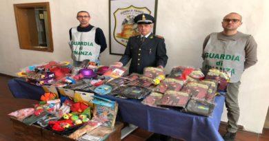 Carnevale contraffato 60.000 i sequestri a Bologna