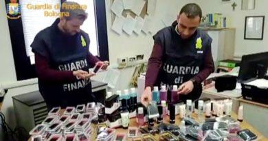Centinaia di migliaia di prodotti sequestrati al Cosmoprof