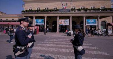 Ladro sui treni dell'Alta velocità, arrestato un 20enne a Bologna
