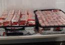 Sequestrati 100 chili di sigarette di contrabbando all'aeroporto Marconi di Bologna