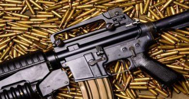 arsenale di armi trovato a un bolognese di 49 anni