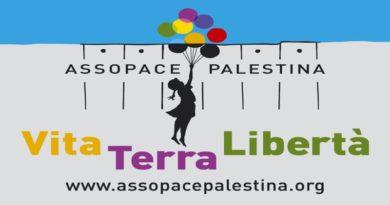 assemblea nazionale assopace palestina 30 marzo