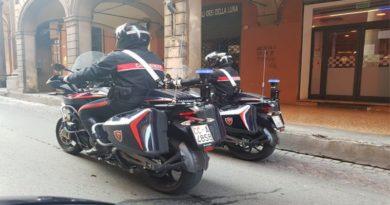 carabinieri 20mila euro multa pizzeria centro Bologna