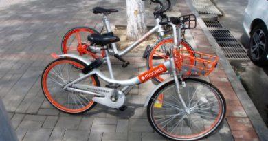 La Mobike si fa meno pesante, arriva la ebike con la pedalata assistita