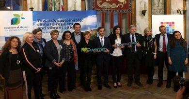 Bologna rinnova l'impegno per il clima con il Patto dei Sindaci
