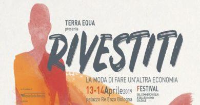 """Quando la moda diventa sostenibile, al via """"Rivestiti Festival"""""""