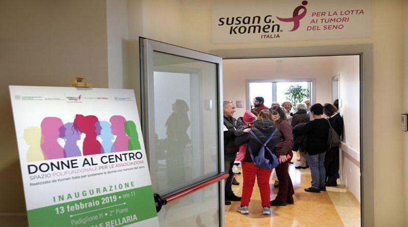 Donne al Centro, tutto esaurito per la raccolta fondi dedicata alle donne con tumore