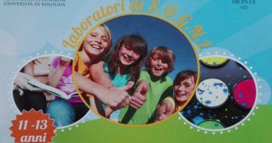 Laboratori di SOGNI, torna il campo estivo per ragazzi fra cultura e divertimento