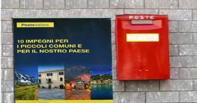 Le cassette rosse della poste si rifanno il look nel Bolognese, torneranno rosse fiammanti