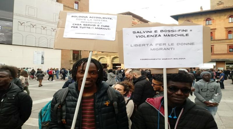 Residenza ai richiedenti asilo, a Bologna si cerca di sviare legalmente il decreto Salvini