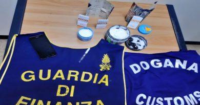Dall'Olanda con le droghe, arrestato a Bologna un 36enne