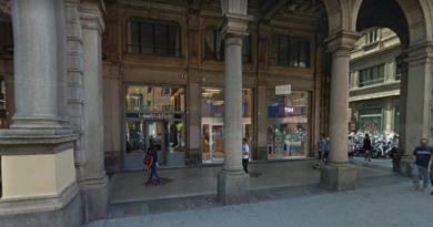 Rapina in via rizzoli, arrestato un italiano