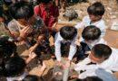 Una bottiglia d'acqua per investire nella costruzione di pozzi: l'idea della startup spagnola Auara
