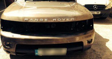 Sgominata la banda che rubava Range Rovera Bologna
