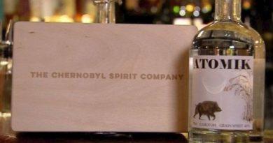 Atomik, la vodka prodotta a Chernobyl
