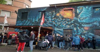 La sede del centro sociale Vag61 va a bando