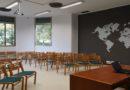 """Nuovi spazi di """"coworking"""" dell'Università di Bologna nell'ex clinica neurologica"""