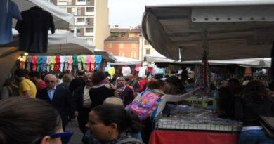 Mercato della Piazzola sospeso tra il 27 e il 29 settembre