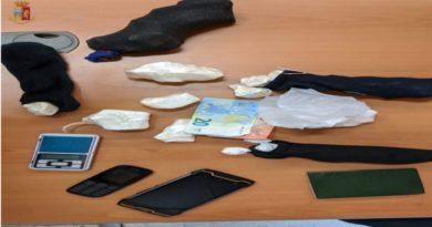 Un chilo di cocaina nello scooter arrestato un marocchino nel centro di Bologna