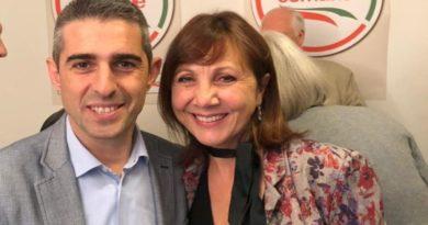 Giuseppina Brienza coordinatirece Italia in COmune di Imola