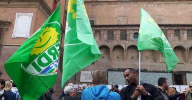 Gli ecologisti a fianco di Bonaccini, oggi un flash mob