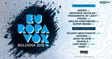 A Bologna l'ultima tappa del festival Europavox