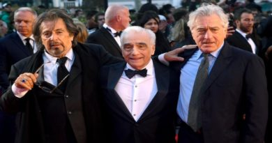 The Irishman, recensione del film di Scorsese candidato a 5 Golden Globe
